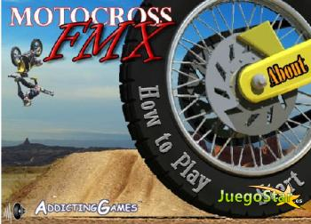 Juego  motocross fmx freestyle