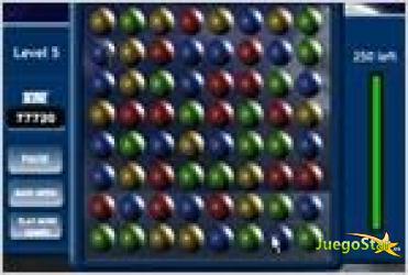 Juego marble twist las bolas de colores