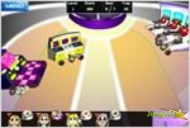Juego the arcade hall el salon de juegos