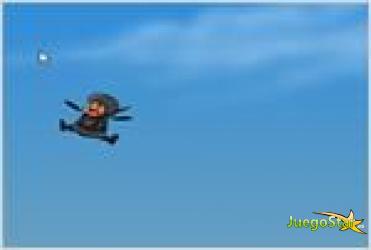 Juego  jumping little ninja el pequeño ninja
