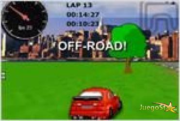 Juego freerace carrera libre