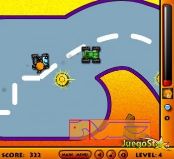 Juego  carreras de rallyes
