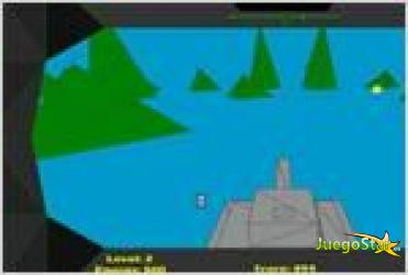 Juego  3d tanks attack guerra de tanques 3d