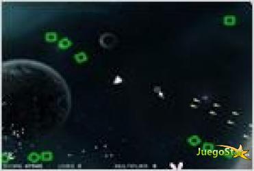Juego cg wars 2 guerra espacial 2