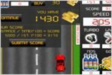 Juego  nos speed on road velocidad en la carretera