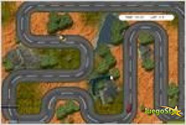 Juego my racer 3 mi carrera 3