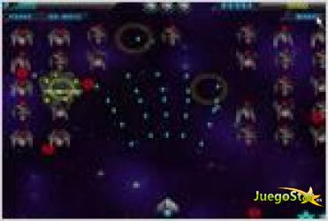 Juego  spaceship invaders naves invasoras