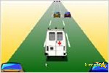 la ambulancia loca