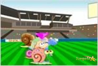Juego  marathon snails maraton de caracoles