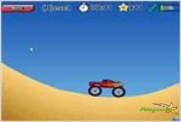 Juego monster truck xtreme 2 caminos extremos 2