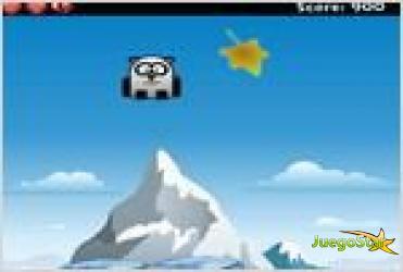 Juego  jumping panda el panda saltarin