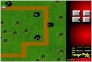 Juego  e.t tower defence 2 torres de defensa 2