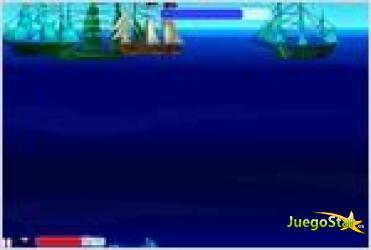 Juego fish if you dare los barcos