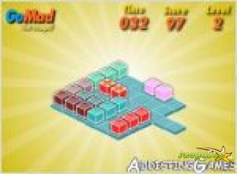 Juego puzzle cubico