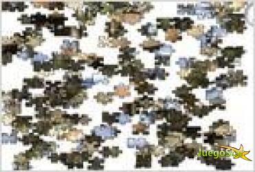jigsaw mushroom tree rompecabezas de hongos