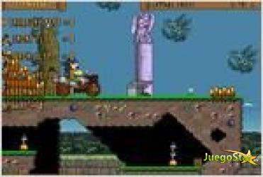 Juego pirates atv piratas en moto