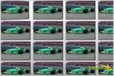 Juego  sport car memory memorizando coches