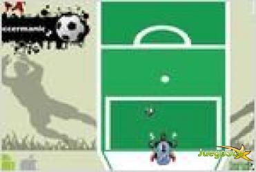 Juego  soccermanic 2 futbol mania 2