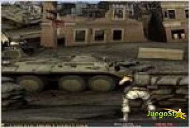 Juego  mercenary wars guerra de mercenarios