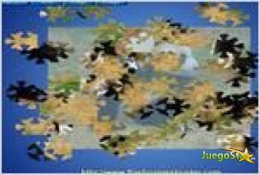 Juego  jigsaw puzzles los rompecabezas