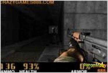Juego  super sergeant shooter 3 super disparos 3