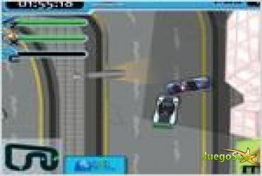 Juego  high speed takedown carrera de alta velocidad