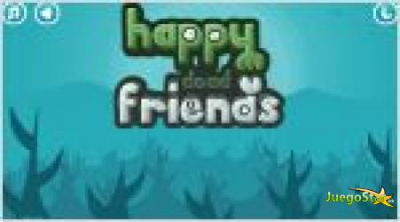 Juego  happy dead friends. amigos del mar.