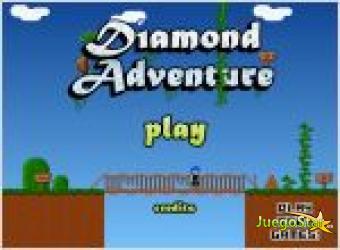 diamond adventure. aventuras en el bosque