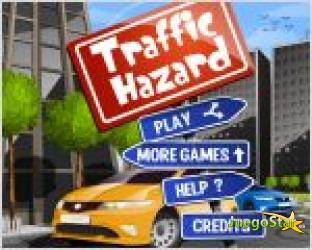 Juego traffic hazard. trafico