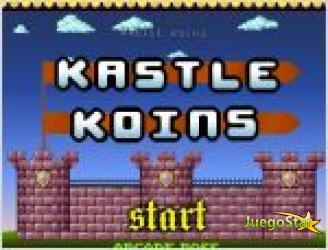 Juego  kastle koins. guerra de castillos