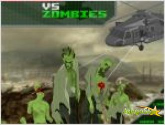 Juego  redneck vs zombies. aviones vs zombies