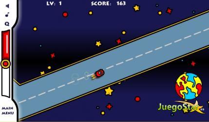 Juego pathfinder carreras
