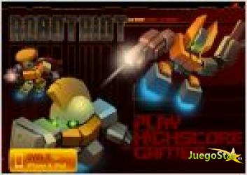 Juego  robotriot. robotriot