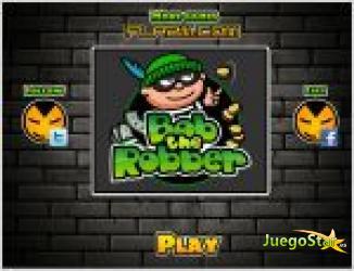Juego  bob the robber. bob el ladron.