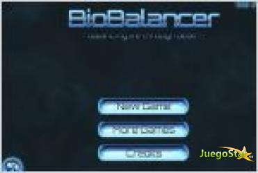 Juego  biobalancer. guerra en el hielo