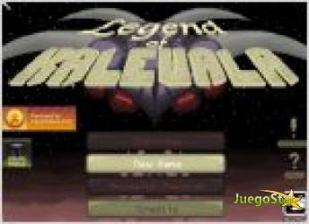 Juego legend of kalevala. guerra en el espacio