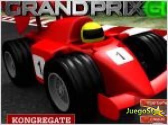 Juego grand prix go. carrera  de formula 1