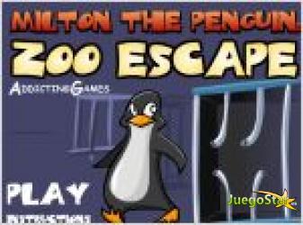 Juego  zoo escape. escapa del zoo