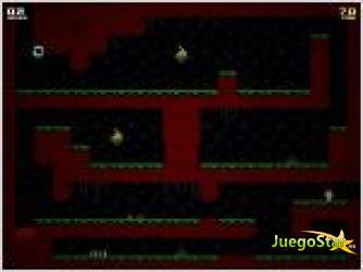 Juego maxploder juego de plataformas bomberman