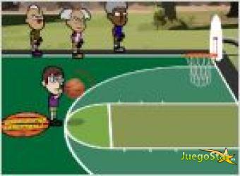 Juego  bobblehead baloncesto
