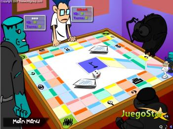 Juego  puzzle frikis