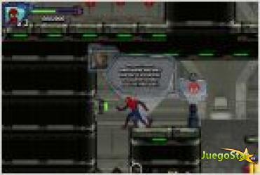 Juego  iron spiderman el hombre araña se convierte en iron man