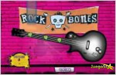 Juego  jam session con peter punk