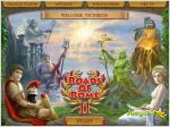 Juego  roads of rome 2 caminos de roma 2