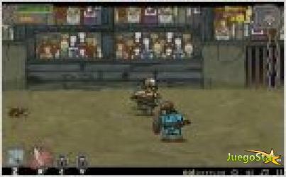 Juego  siegius arena juego de gladiadores romanos en la arena