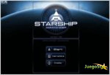 starship commander comandante de la nave