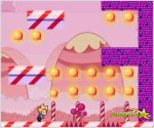 Juego  andy candy fest el dulce sueño de andy