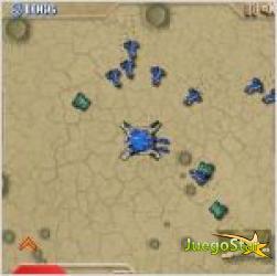 Juego  desert defence 2 defensa en el desierto