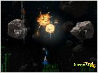 Juego nocran space batalla del espacio
