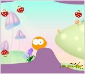 Juego  burbuja blob